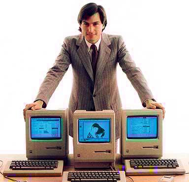 Steve Jobs Apple2