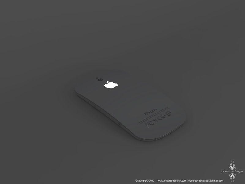 Каким будет iPhone 5? [Концепт / Фото]