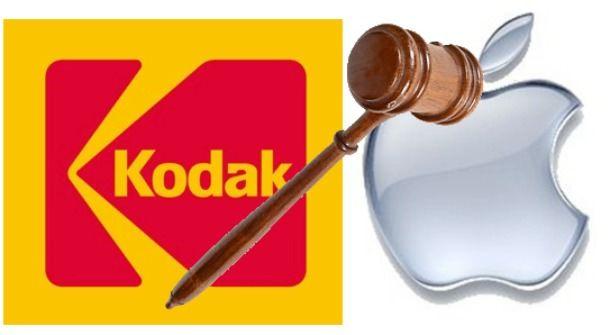 Очередная спорная ситуация у Apple. На сей раз с Kodak.