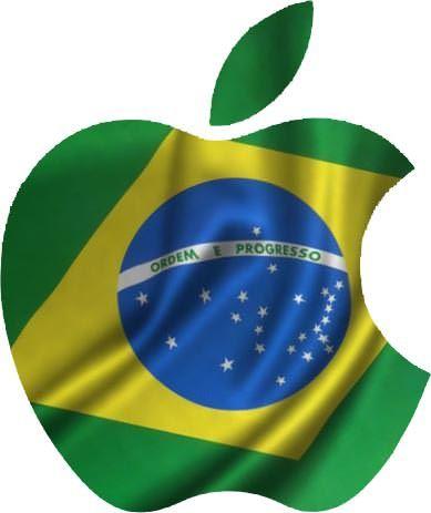 Apple в Бразилии