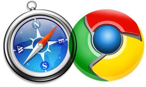 Битва браузеров: какой окажется лучше Safari для iOS, или Chrome для Android?