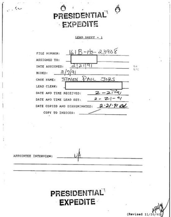 В 90-х Стив Джобс действительно работал в совете при Белом Доме