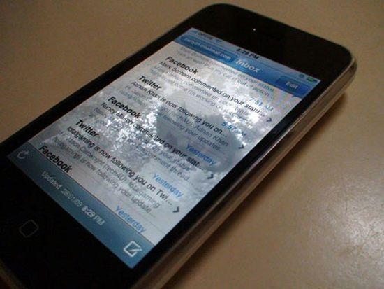 Apple ищет новые способы выявления попадания воды в устройство