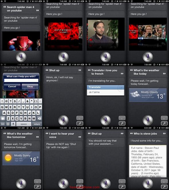 Аналог Siri уже доступен для скачивания на iPhone не 4S