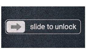 "Выйгран суд на ""slide to unlock"""
