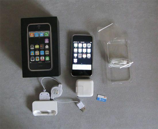 iPhone 2G (original)