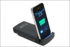 Солнечная зарядка для iPhone