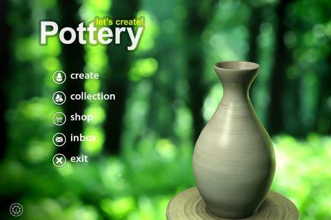 Pottery - творческая мастерская [Скачать / Обзор / App Store]