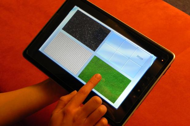 Новый экран IPad 3 позволить почувствовать текстуру изображенного материала по технологии компании Senseg? [Слухи]