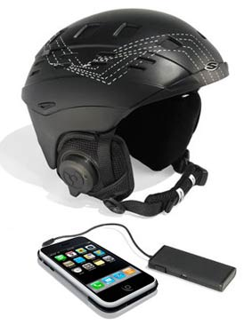 Шлем-наушники для iGadgets
