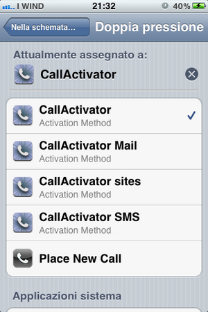 Скачать твик CallActivator, увеличивающий функционал Activator в iOS [Cydia / Обзор]