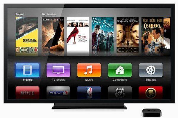 Стив Джобс был против нового интерфейса в Apple TV