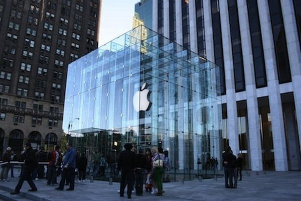 18 новых iPad 3 в минуту!