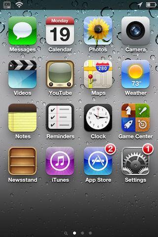 Как скрыть док Вашего iPhone, iPod, iPad с помощью твика DockHide [Скачать / Cydia / Обзор]