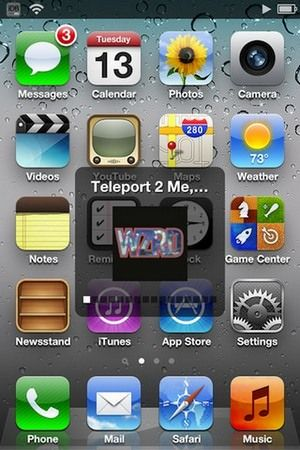 Скачать HUD. Визуализация переключения играющих треков на iPhone / iPod / iPad [Cydia / Обзор]