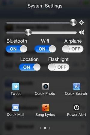 Скачать твик Imperium - Mission Control для iPhone / iPod / iPad [Cydia / Обзор]