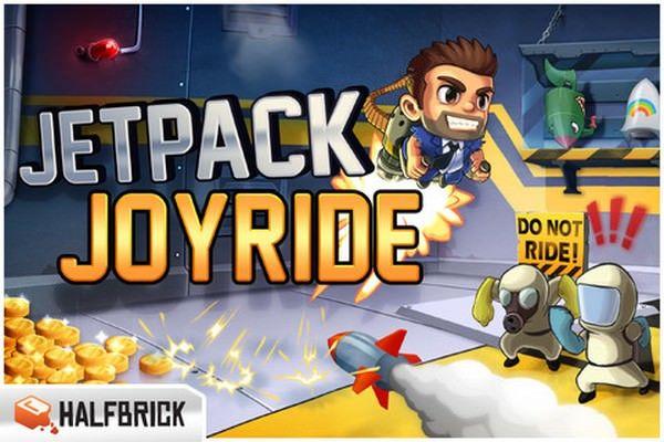 Jetpack Joyride. Минимум управления - максимум удовольствия [Скачать / App Store / Обзор]