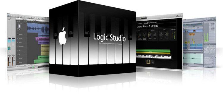 Скачать обновления Logic Pro 9.1.7 и Logic Express 9.1.7