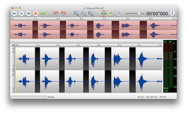 TwistedWave - аналог Sound Forge для Mac OS X [Программы для Mac]