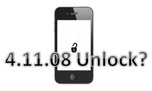 R-SIM 4 для анлока iPhone 4 с версией модема 04.11.08 выйдет в апреле