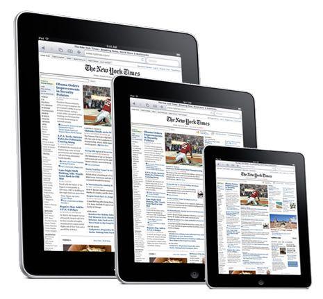Apple нашла поставщиков для iPad mini