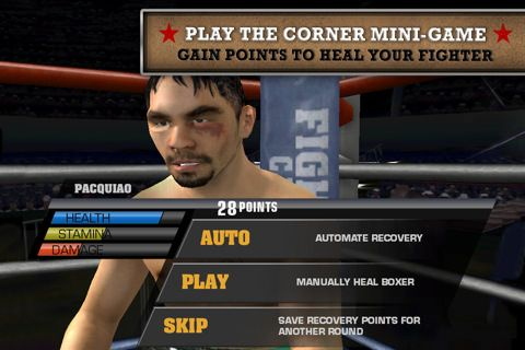 Fight Night Champion  [Скачать / Обзор / App Store]