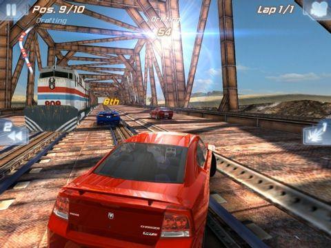 Fast Five the Movie: Official Game HD (Форсаж 5) для iPad [Обзор / Скачать / App Store]