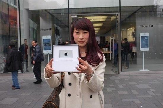 Знакомьтесь! Чуньли Фу - китайская девушка, получившая  000 от Apple