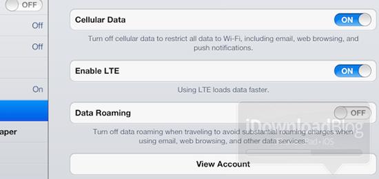 iPhone 5 будет иметь поддержку 4G LTE сетей