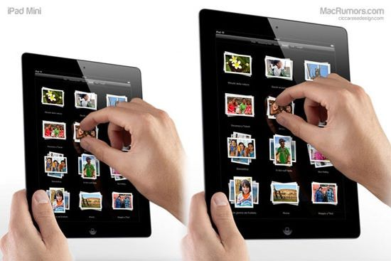 Mini iPad существует?