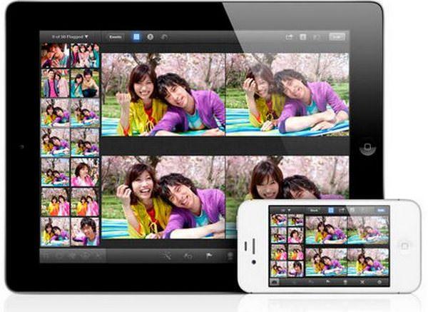 """iPhoto - подарок от """"большого брата"""" для iPhone / iPod / iPad [Скачать / App Store / Обзор]"""