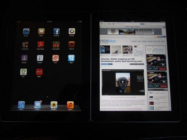 24 часа с новым iPad 3 (сравнительный тест iPad 2 и The New iPad)
