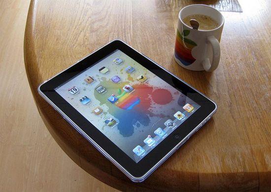 Apple выпустит iPad 2 с 8 Гб памяти
