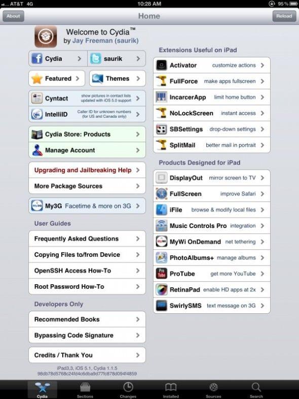 Отвязанный джейлбрейк iOS 5.1 на iPad 3 (The New iPad) будет! Новые подробности (Обновлено) [Фото]