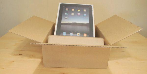Ещё одно видео распаковки нового iPad 3