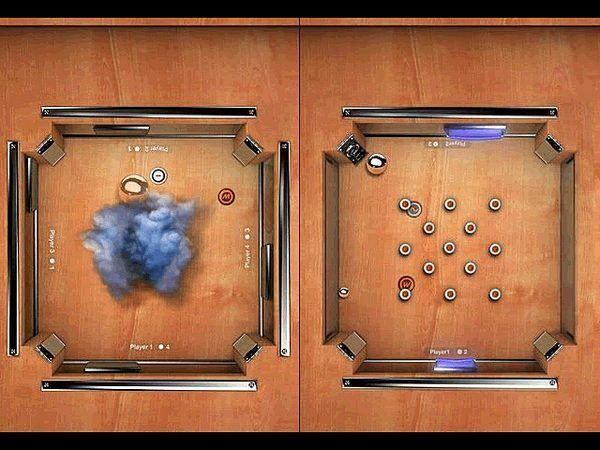 Multiponk - забавные шарики с мультиплеером для iPhone / iPod / iPad [Скачать / App Store / Обзор]