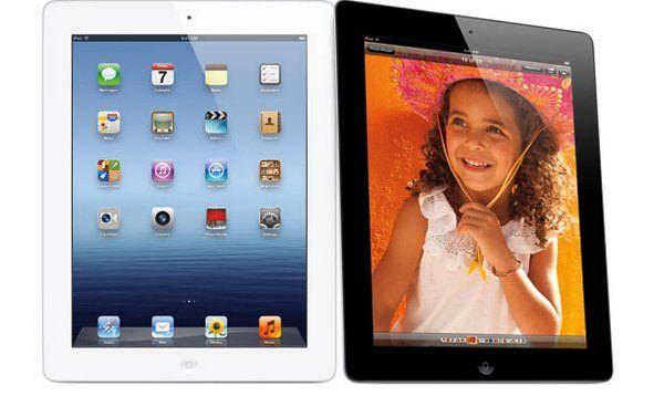 А Вы сможете различить iPad 2 и iPad 3? (The New iPad) [Видео]