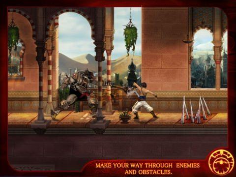 Prince of Persia Classic для iPhone, iPod Touch и IPad [Скачать / Обзор / App Store]