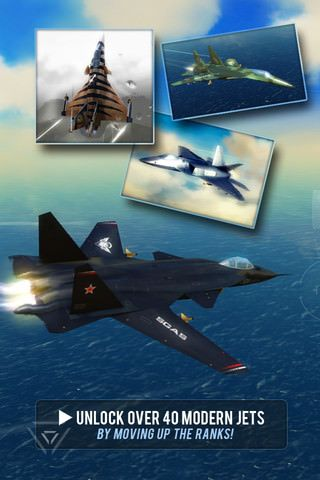 Sky Gamblers: Air Supremacy [Скачать / Обзор / App Store]
