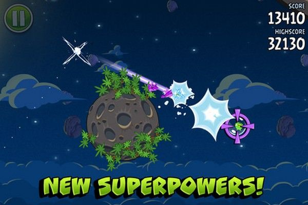 Angry Birds Space для iPhone, iPod, IPad [Скачать / App Store / Обзор]