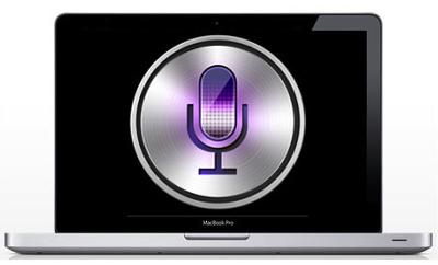 Послушный Mac или возможность речевого управления Siri перекочует на Mac OS X