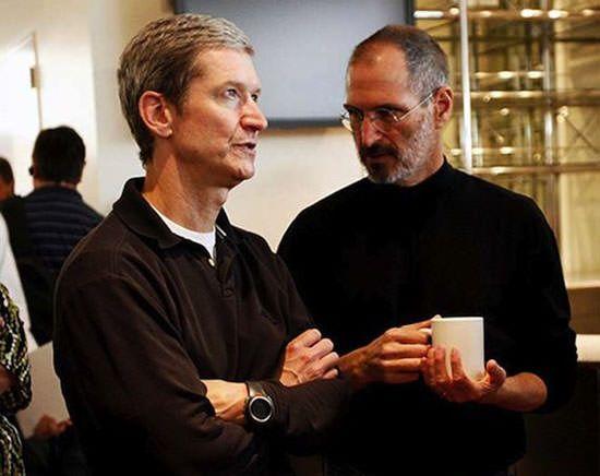 Тим Кук ничем не хуже Стива Джобса?