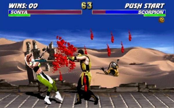 Ultimate Mortal Kombat™ 3 [Скачать / App Store / Обзор]