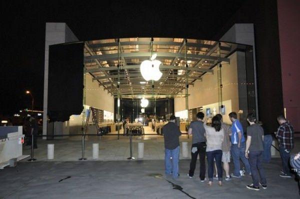Продажи iPad 3 (The New IPad) стартовали!