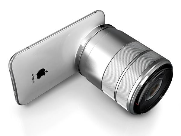 Еще один концепт будущего iPhone 5 - iPhone Pro