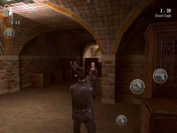 Max Payne Mobile доступен на iOS для iPhone, iPod, iPad [Скачать / App Store / Обзор]