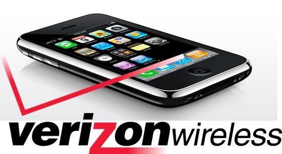 Verizon вовсю продвигает iPhone