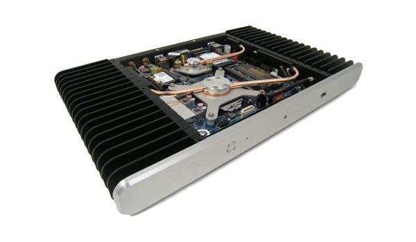 Модный мини-ПК A-Tech Fabrication HeatSync 1200 Ultra-Slim с разъемом для iPhone и iPod touch [Аксессуары]