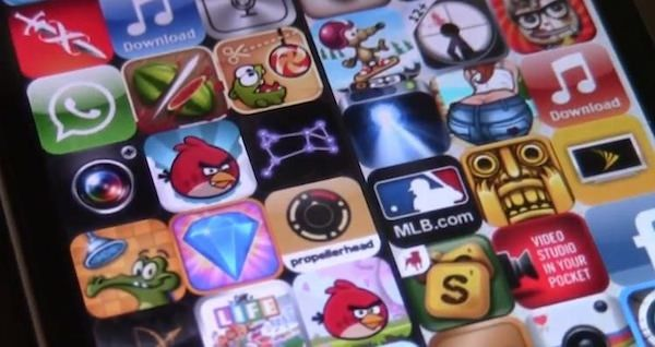 AppMosaic наглядная табличка топ-200 App Store для iPhone, iPod, iPad [Cydia / Обзор]