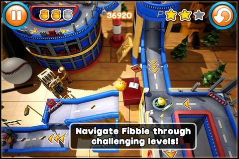 Fibble Flick 'n' Roll [Скачать / App Store / Обзор]